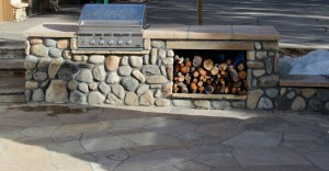 outdoor grill remodel