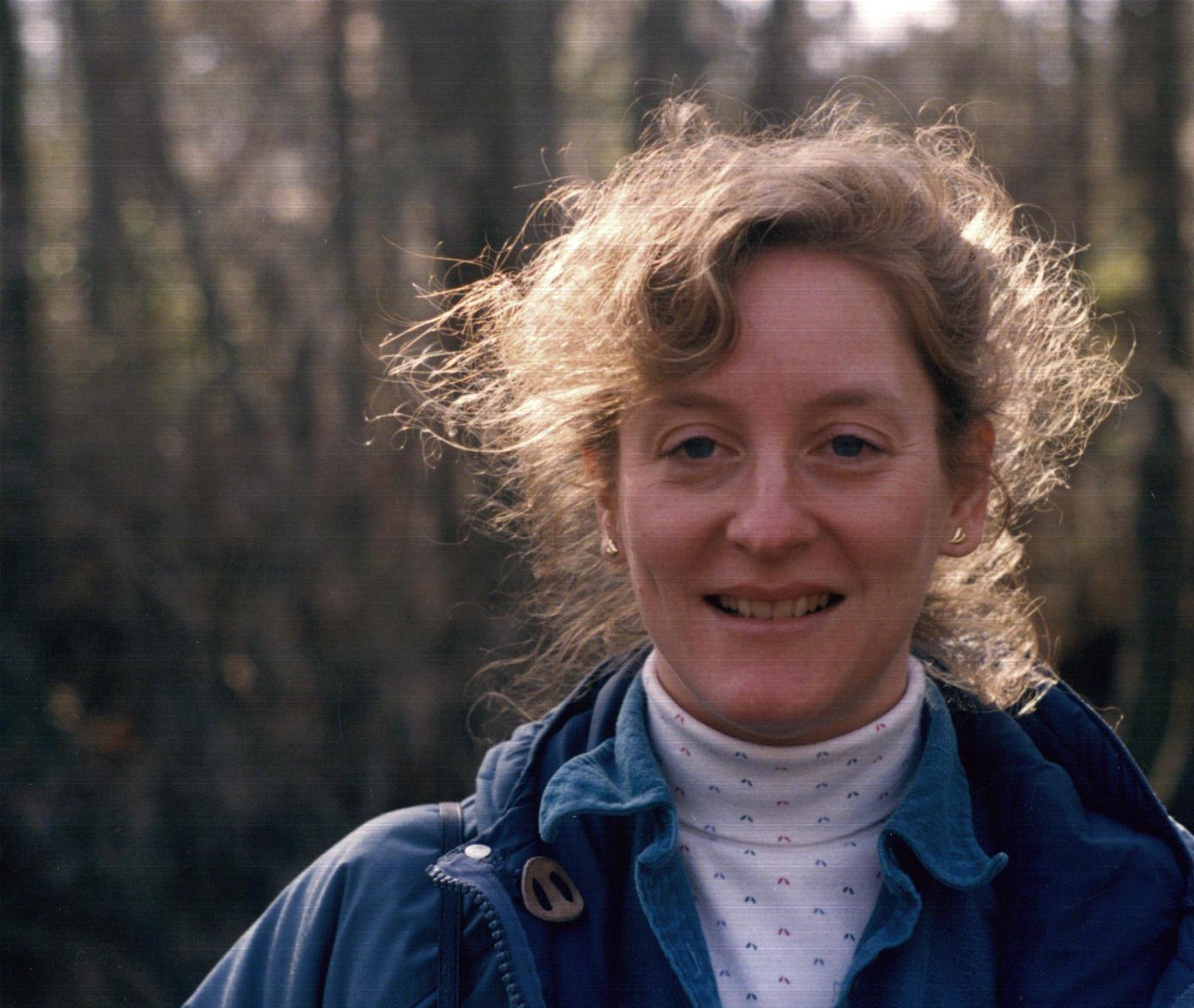 Amy Corwin - Beau Monde author headshot