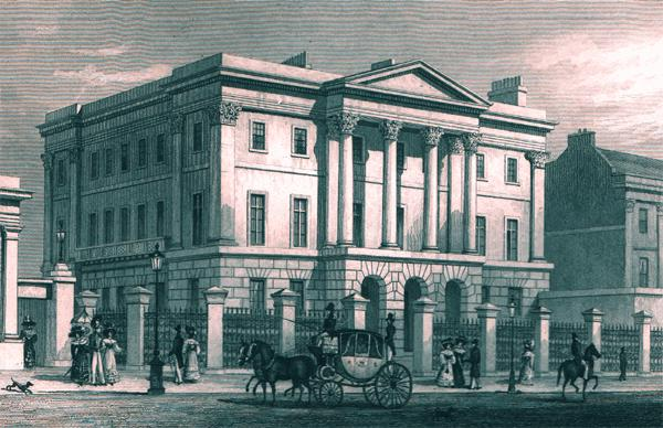 Apsley House c1829
