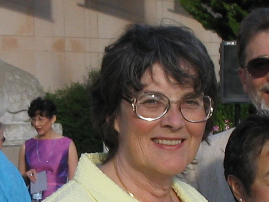 Mary O'Malley - Beau Monde author headshot