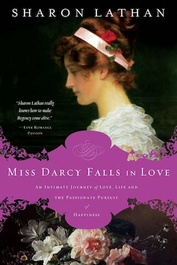 Miss Darcy Falls in Love Cover for Beau Monde Nov 2011 new release post