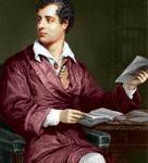 Lord Byron wearing Banyan