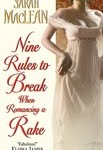 Nine Rules by Sarah Maclean