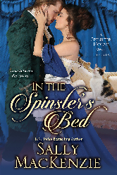 Cover image for Sally MacKenzie's In the Spinster's Bed