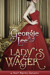 Cover image for Georgie Lee's Lady's Wager