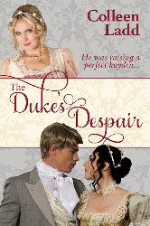 Cover image for Colleen Ladd's The Duke's Despair