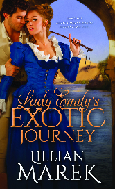 Cover image for Lillian Marek's Lady Emily's Exotic Journey