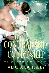 Cover image for Alicia Quigley's The Contraband Courtship