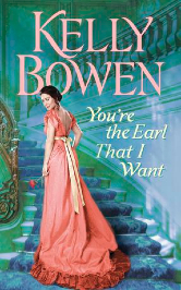 Cover image for Kelly Bowen's You're the Earl That I Want