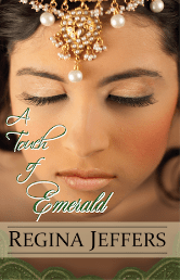 Cover image for Regina Jeffers's A Touch of Emerald