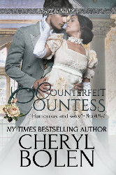 Cover image for Cheryl Bolen's Counterfeit Countess