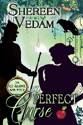 Cover image for Shereen Vedam's A Perfect Curse