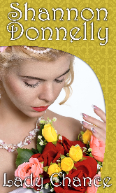 Cover image for Shannon Donnelly's Lady Chance
