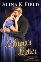 Cover image for Alina K. Field's Liliana's Letter