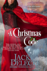 Cover image for Jacki Delecki's A Christmas Code
