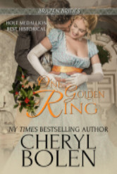 Cover image for Cheryl Bolen's One Golden Ring