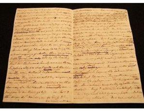 austen manuscript