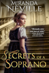 Cover image for Secrets of a Soprano by Miranda Neville