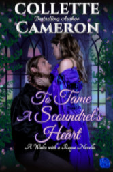 Cover image for TO TAME A SCOUNDREL'S HEART by Collette Cameron