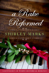 Cover image for A RAKE REFORMED by Shirley Marks