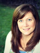 Photo of author Julie Daines.