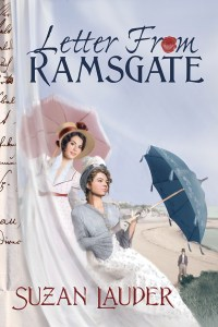 Cover image for LETTER FROM RAMSGATE by Suzan Lauder.