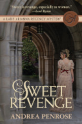Cover image for Sweet Revenge by Andrea Penrose