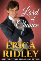 Cover image for Lord of Chance by Erica Ridley