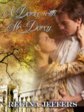 Cover image for A Dance with Mr. Darcy by Regina Jeffers