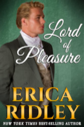 Cover image for Lord of Pleasure by Erica Ridley