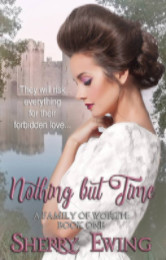 Cover image for Nothing But Time by Sherry Ewing