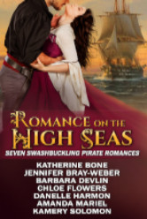 Cover image for Romance on the High Seas by Katherine Bone