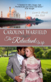 Cover image for The Reluctant Wife by Caroline Warfield