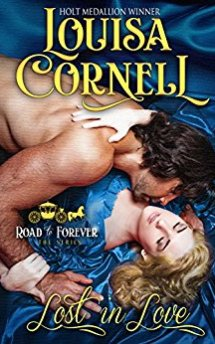 Cover image for LOST IN LOVE by Louisa Cornell.
