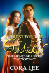 Cover image for No Rest for the Wicked by Cora Lee