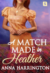 Cover image for Match Made in Heather by Anna Harrington
