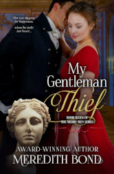 Cover image for My Gentleman Thief by Meredith Bond