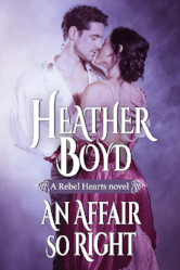 Cover image for An Affair So Right by Heather Boyd
