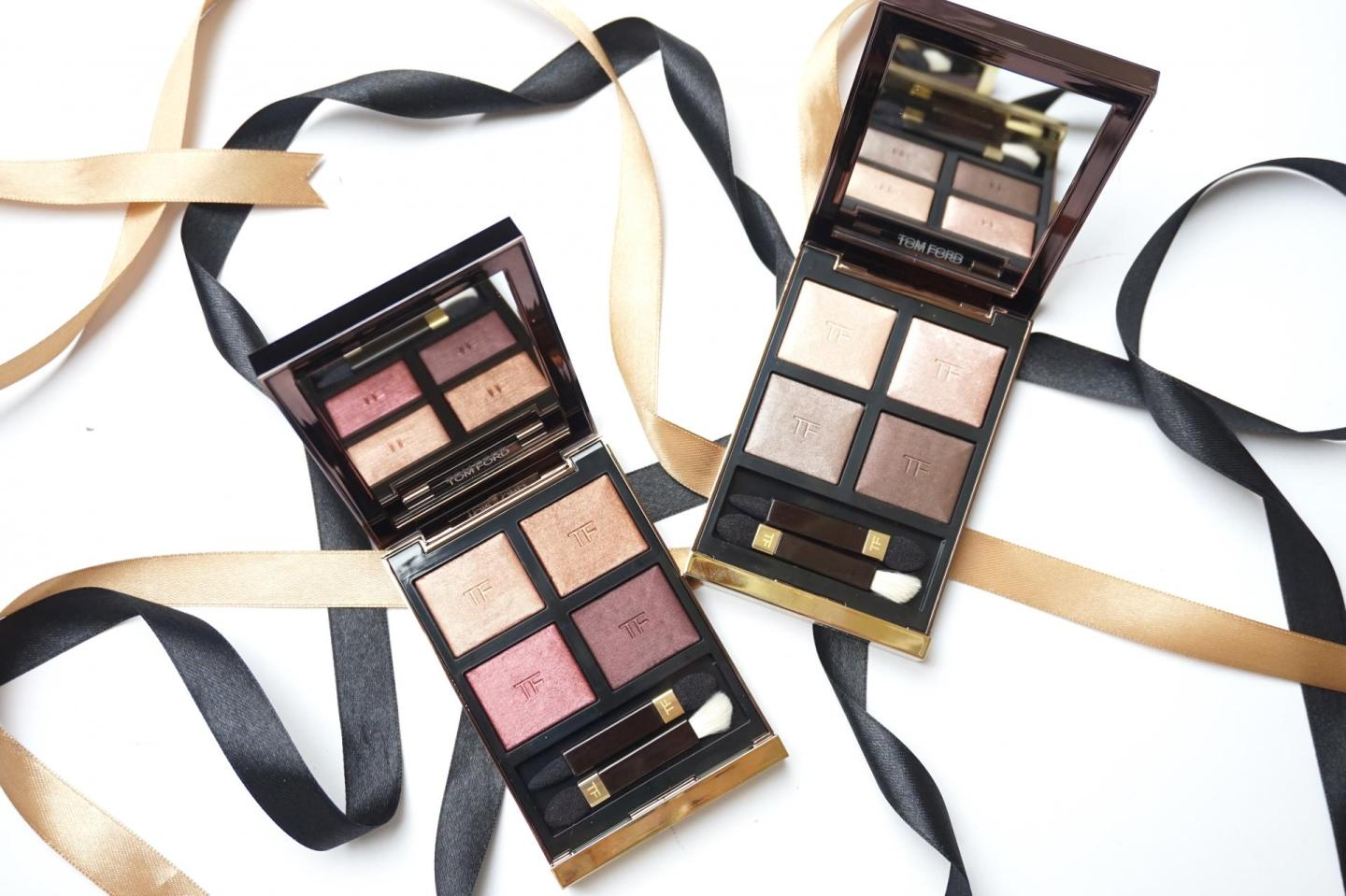 Tom Ford Eye Color Quad in Honeymoon & Nude Dip
