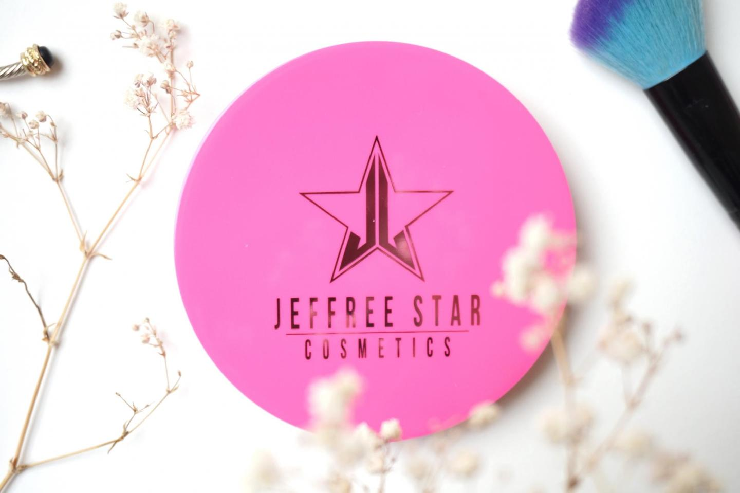 Jeffree Star: Skin Frost in Ice Cold, Lavander Snow and Peach Goddess