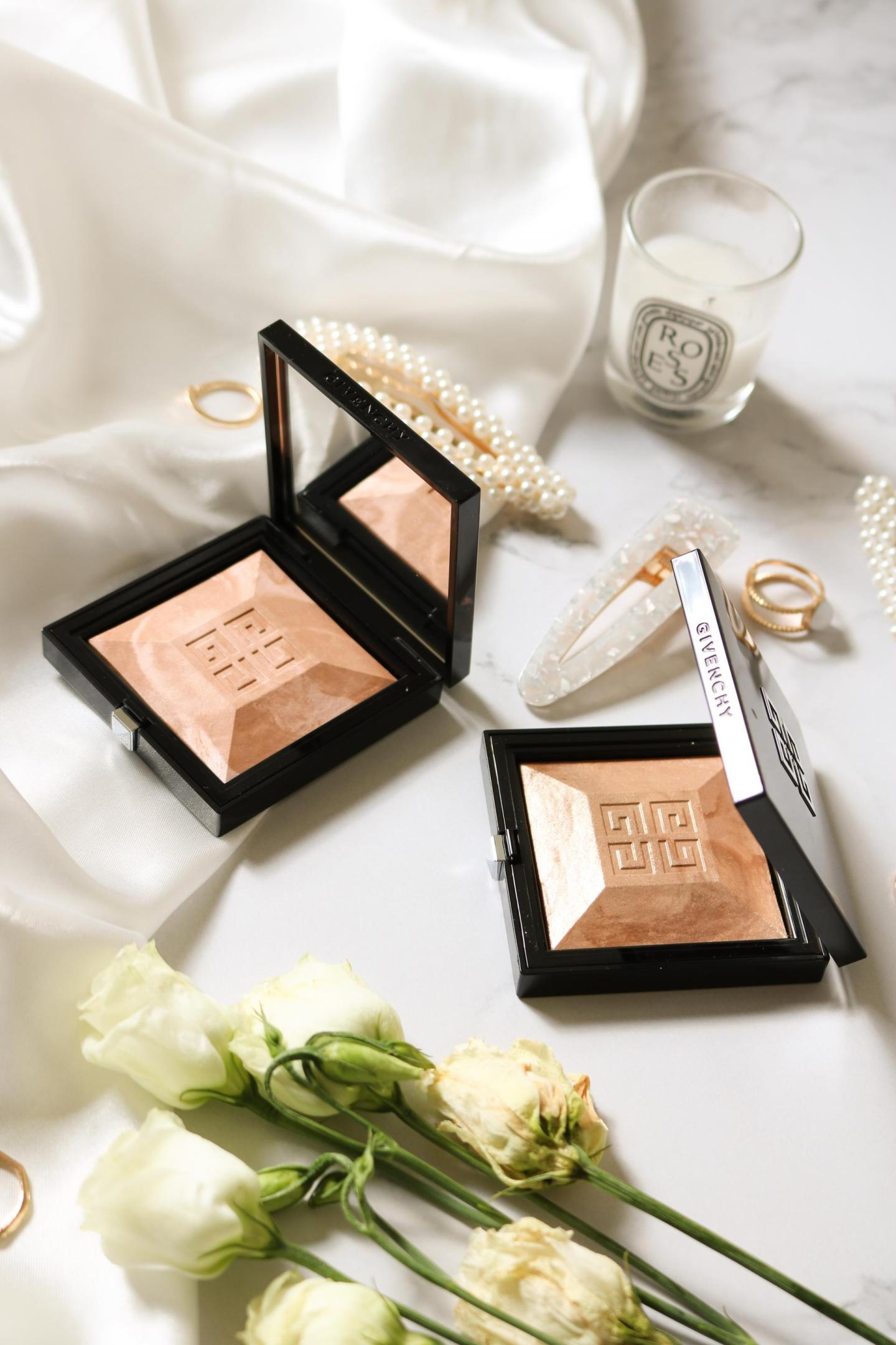 Givenchy Solar Pulse Healthy Glow Marbled Powder