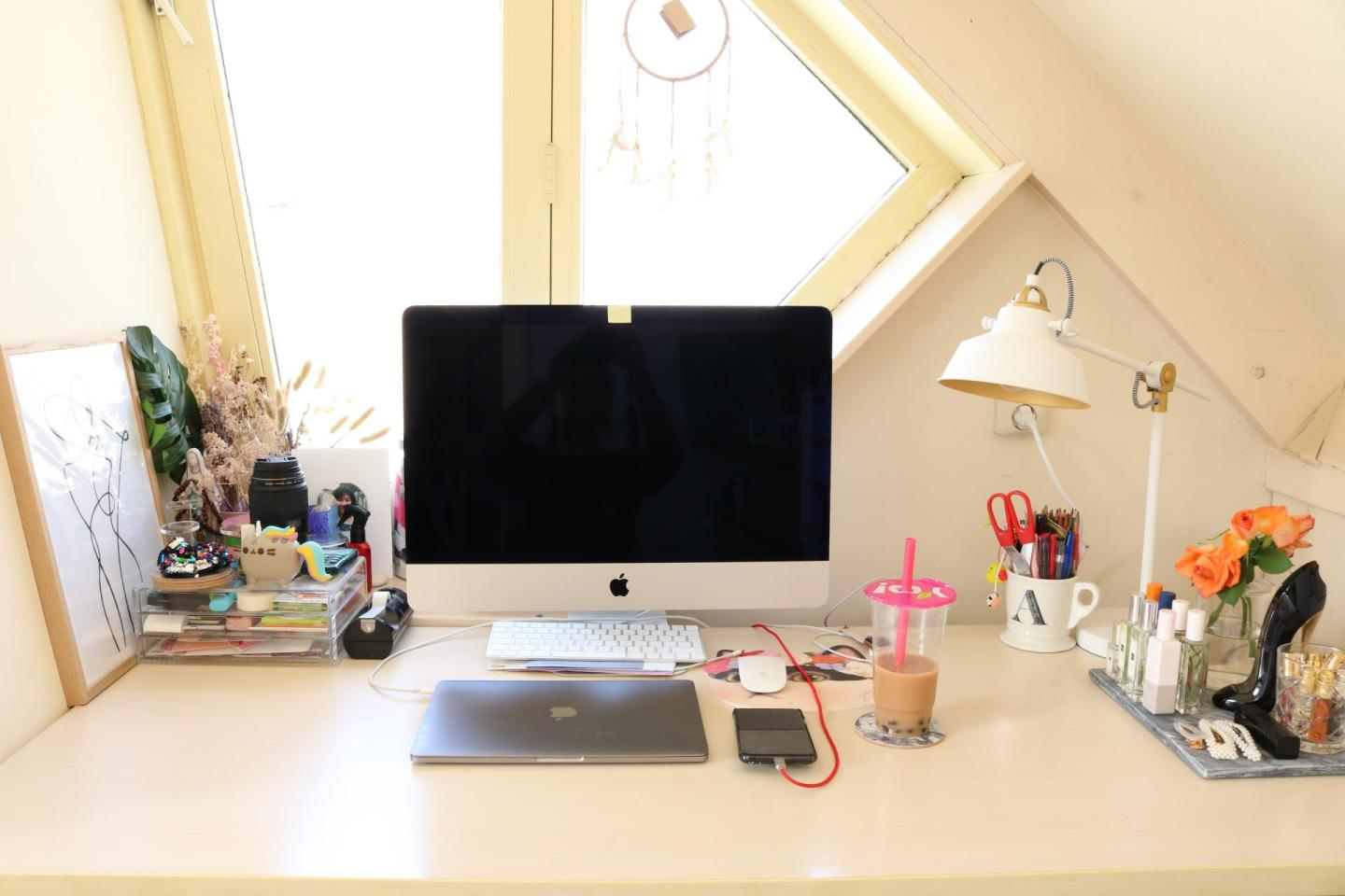 Workmode: what is on my work desk?