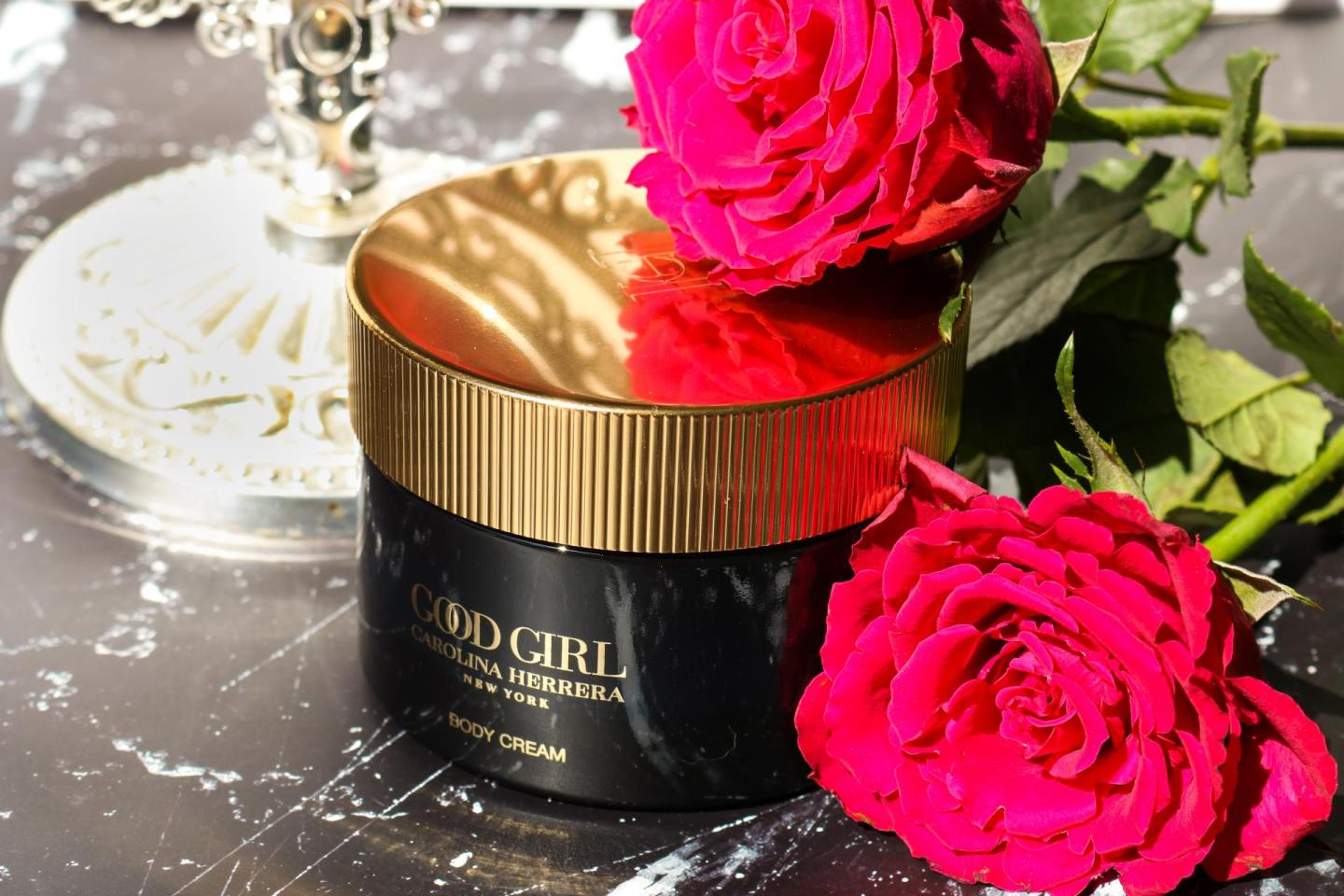 Good Girl Body Cream of Carolina Herrera