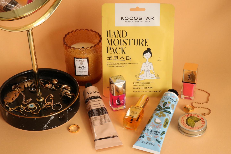 De juiste home spa verzorging voor je handen