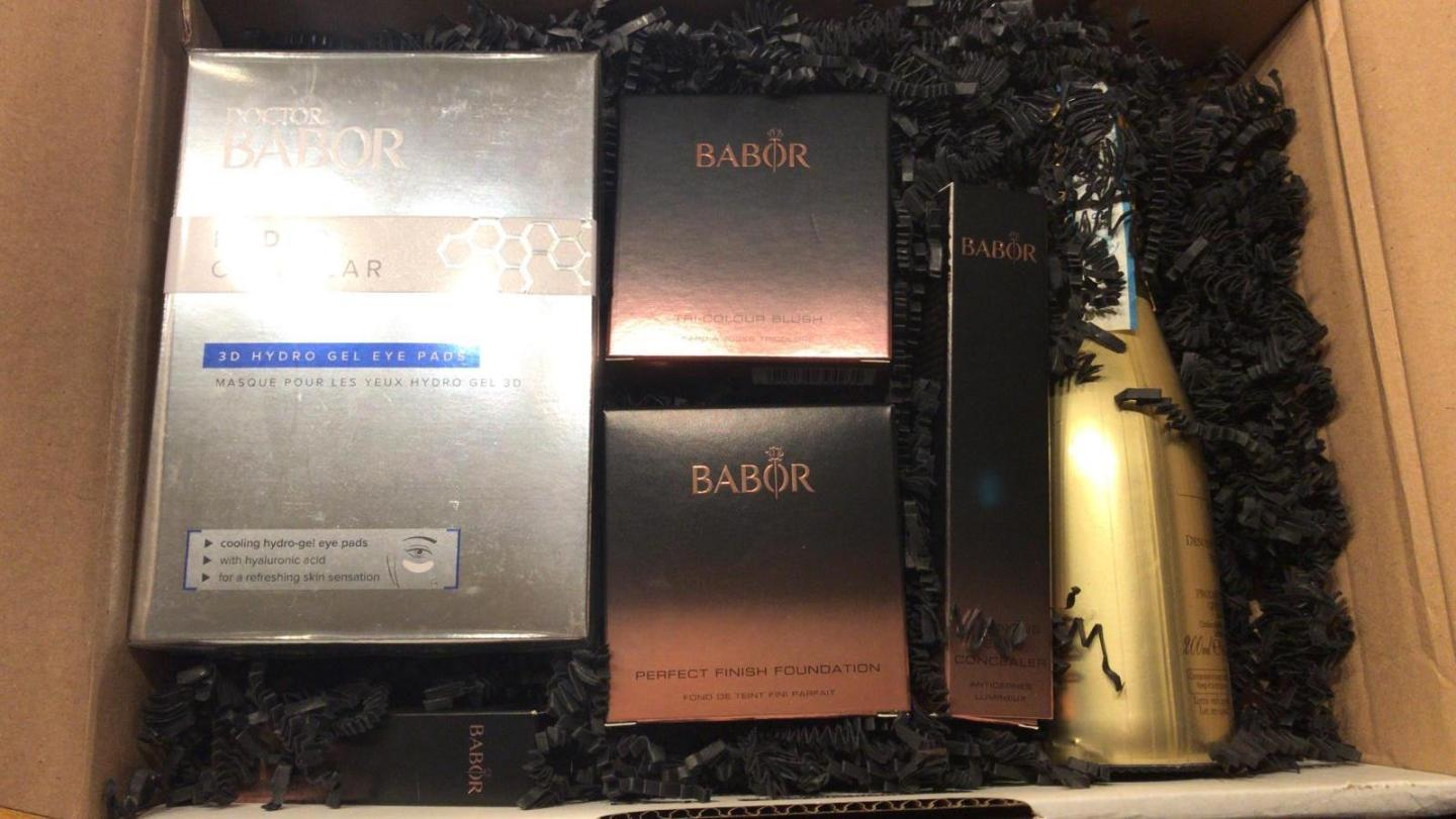 babor pr package