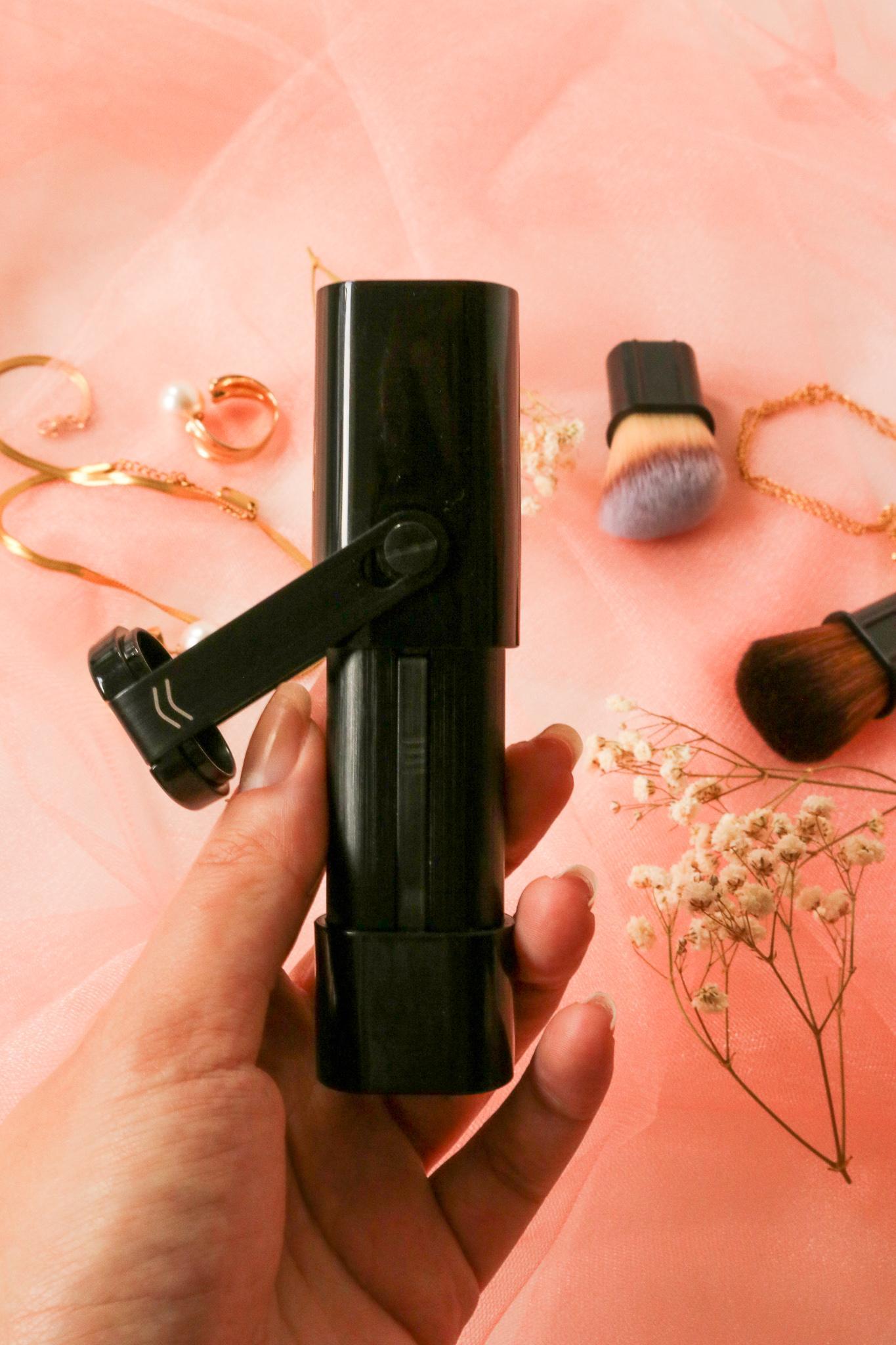makeup kwasten systeem