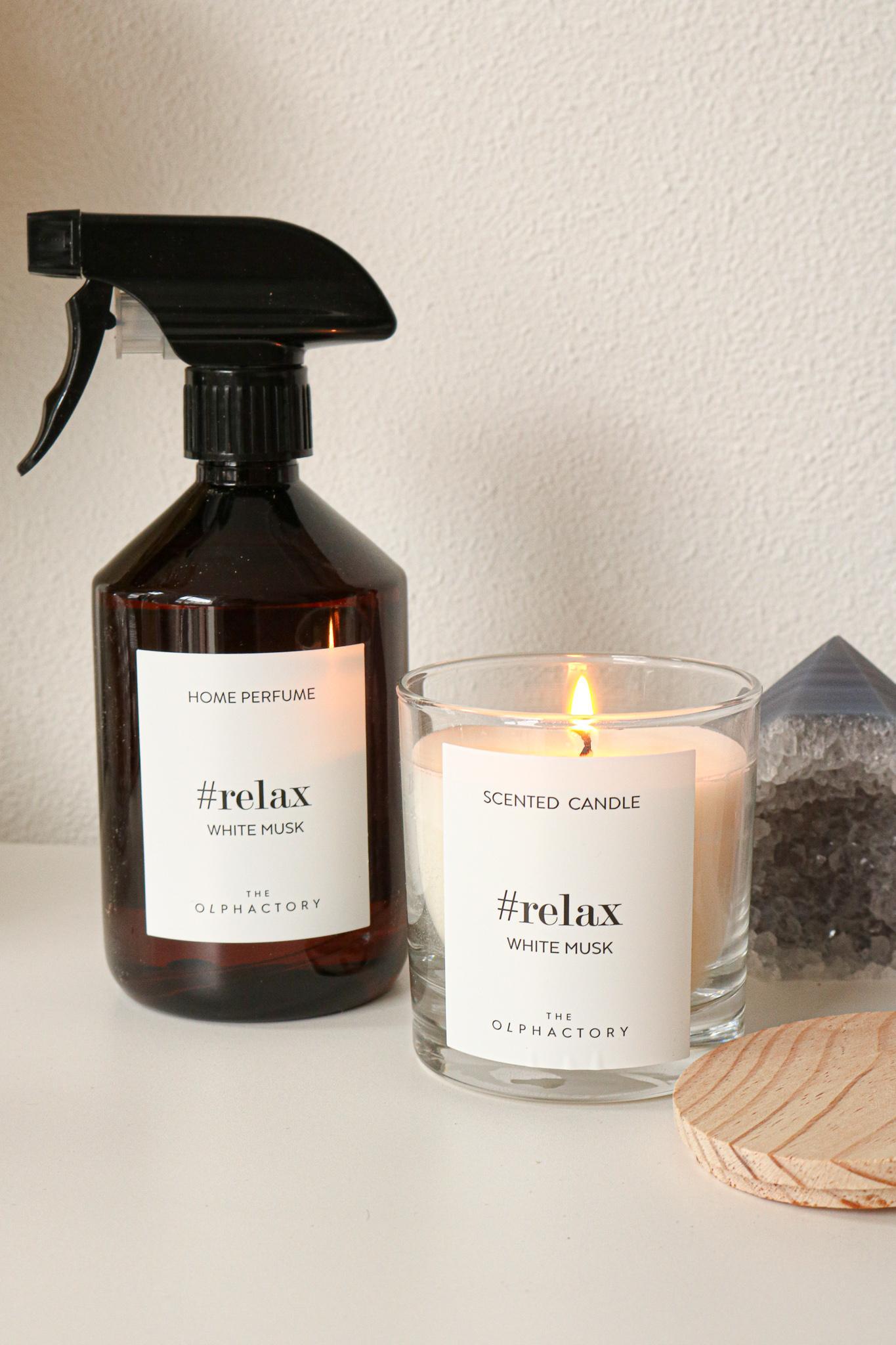 olphactory home perfume