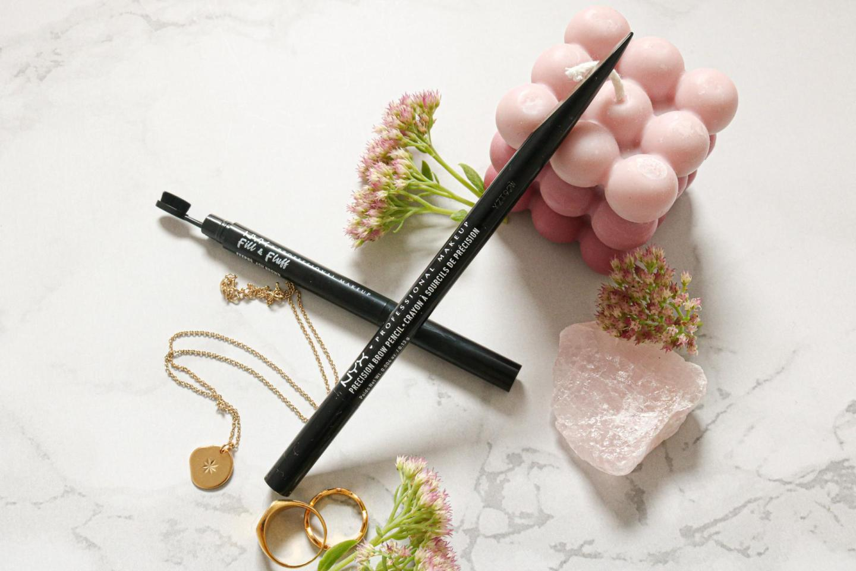 NYX Professional Makeup wenkbrauwpotlood review