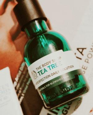 The Beauté Study   How to Use Trial Size Products   The Body Shop