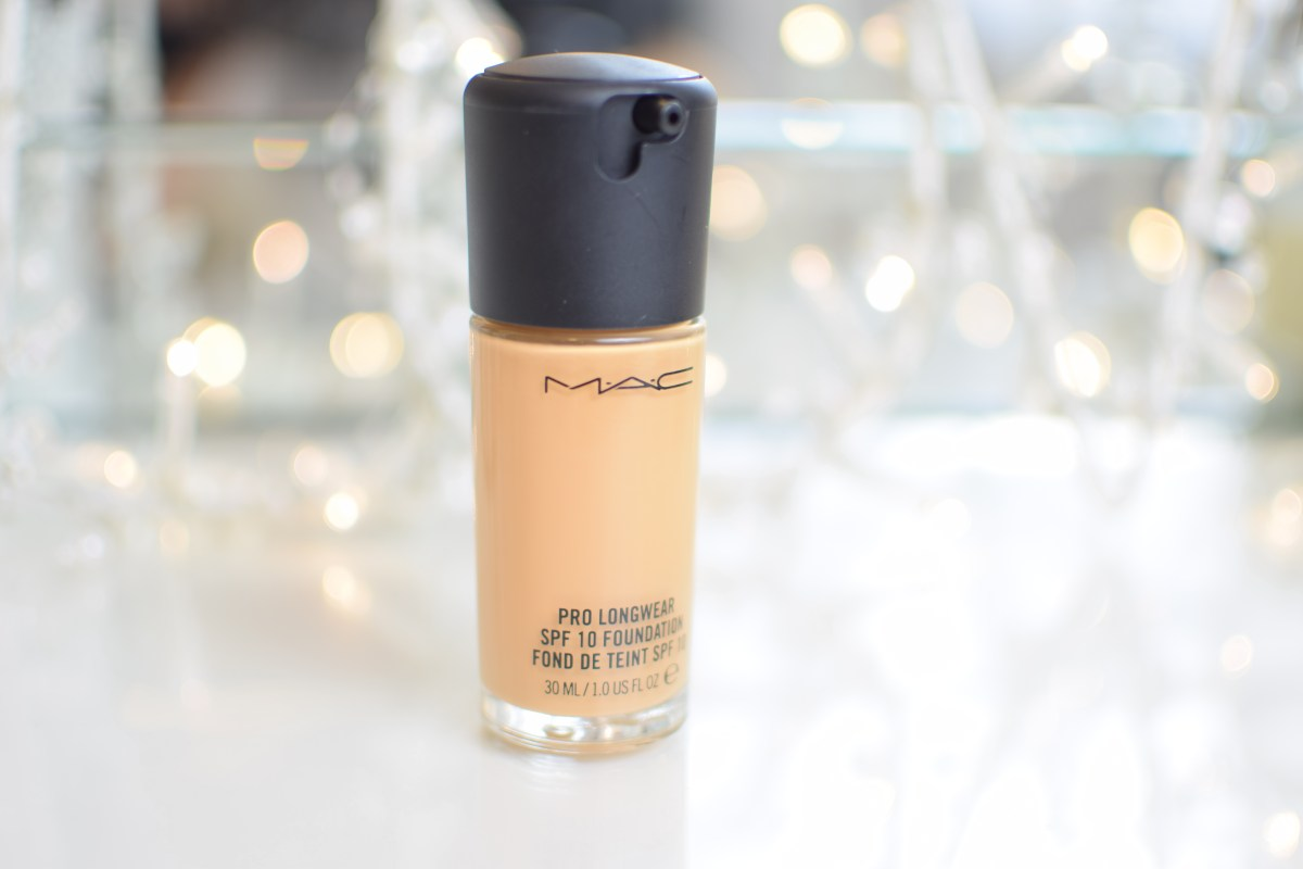 Mac Pro Longwear Foundation review